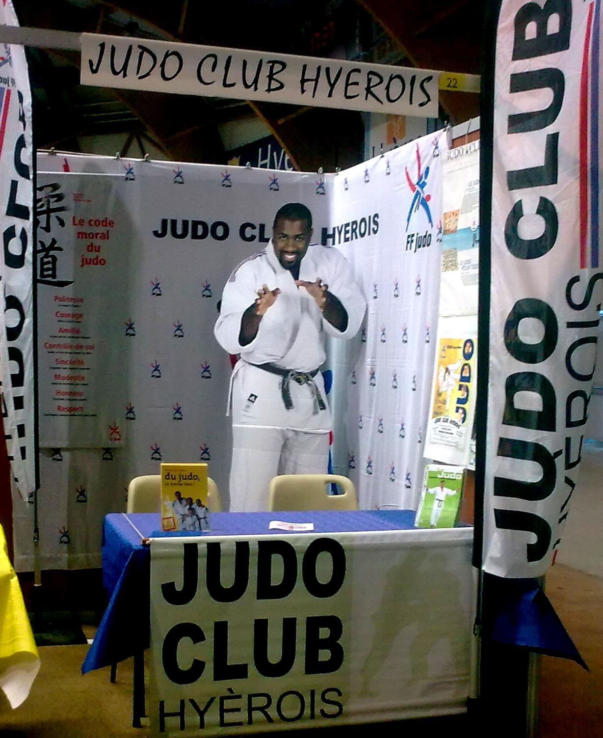 Site officiel du Judo Club Hyérois   Un judo traditionnel dans le ... 64862a0a181