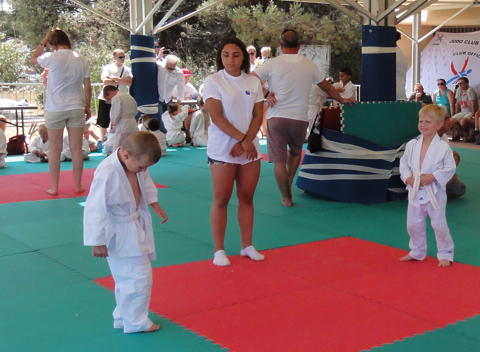 club judo hyeres