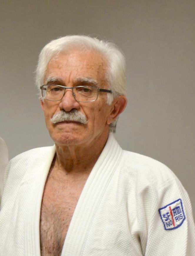 Serge Bernard, Président d'Honneur du Judo Club Hyérois